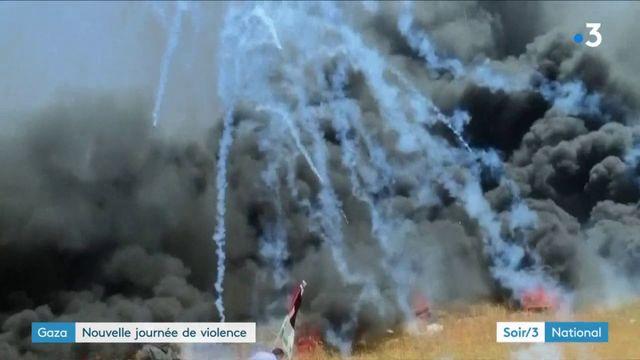 Nouvelles violences à Gaza