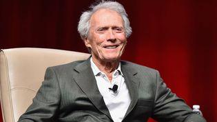 Clint Eastwood va tourner un film sur le pilote qui a sauvée 155 vies en posant son avion en difficulté sur le fleuve Hudson en 2009  (Alberto E. Rodriguez / Getty Images North America / AFP)