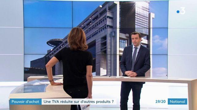 Quel coût aurait une baisse de la TVA ?