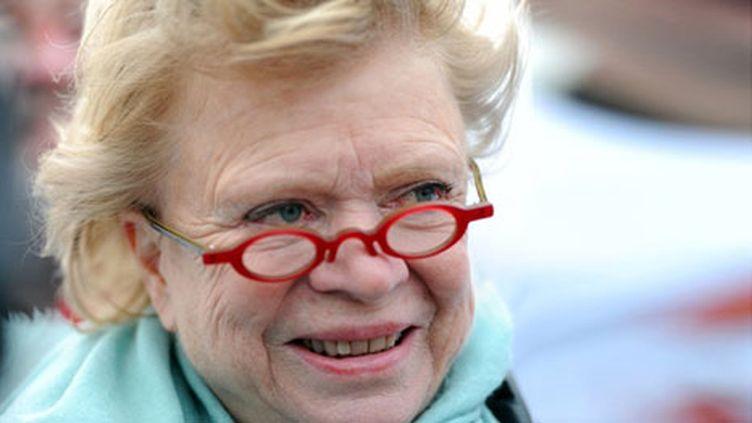 Eva Joly, candidate d'Europe écologie-Les Verts (EELV) à la présidentielle (AFP/Phillippe Hugen)