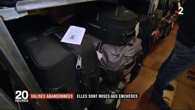 Allemagne : les valises abandonnées mises aux enchères dans les aéroports