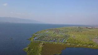 Le lac Inle en Birmanie (CAPTURE ECRAN FRANCE 2)