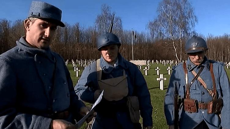 """""""Combattants de la mémoire""""...  (France 3)"""