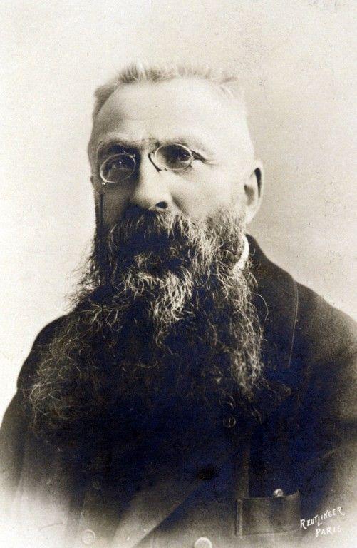 Auguste Rodin  (Archives-Zephyr / Leemage)