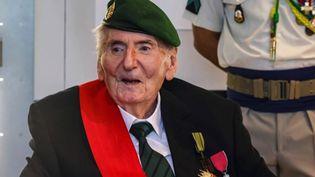 Mort d'Hubert Germain : un hommage national rendu au dernier Compagnon de la Libération (FRANCE 3)