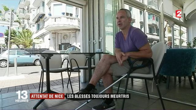 Nice : des blessés toujours meurtris