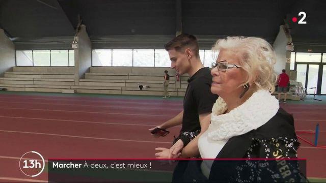 Santé : la marche à deux, bénéfique aux personnes âgées ?