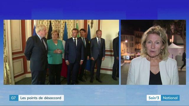 G7 : les points de désaccord