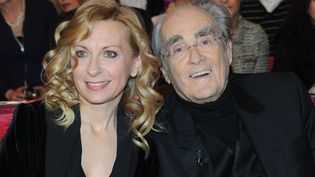 Natalie Dessay et Michel Legrand (2015)  (PJB/SIPA)