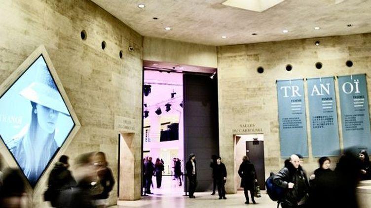Salon Tranoï au Carousel du Louvre, 2011  (DR)