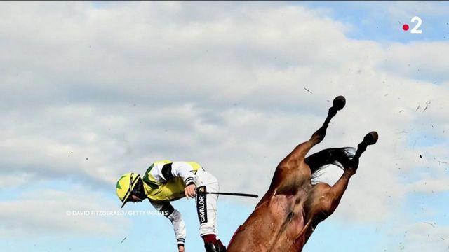 Photo Hebdo : hommage au prince Philip, pluie de cendres et jockey catapulté