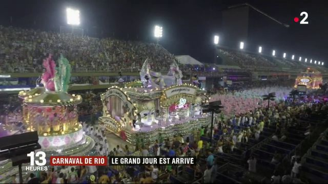 Feuilleton : Rio au rythme du carnaval (5/5)