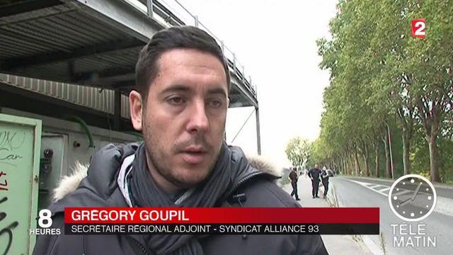 Braquage de Saint-Ouen : les policiers en colère