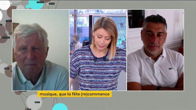 """""""Nous n'en sommes pas à l'immunité collective"""", lance Jean-PaulStahl, professeur de maladies infectieuses et tropicales au CHU de Grenoble"""