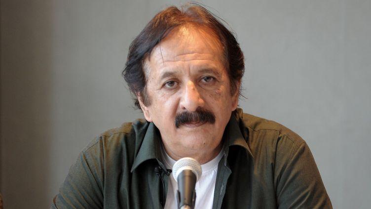 Le réalisateur iranien Majid Majidi, le 27 août 2015 à Montréal.  (Clement Sabourin / AFP)