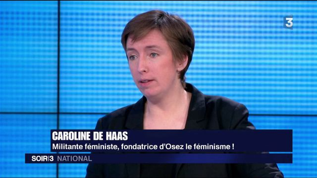 Violences faites aux femmes : le discours d'Emmanuel Macron décrypté par Caroline De Haas