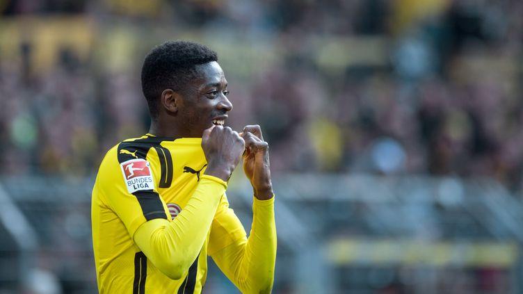 Ousmane Dembélé se rapproche du FC Barcelone (BERND THISSEN / DPA)