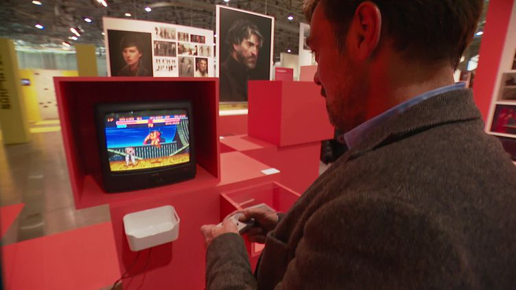 ExpositionDesign-moi un jeu vidéo - Cité du design de Saint-Etienne (D. Grousson / France Télévisions)