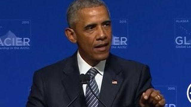 Climat : Barack Obama met en garde la communauté internationale