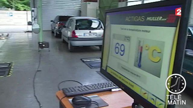 Volkswagen: oxyde d'azote