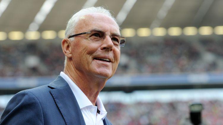 Franz Beckenbauer (TOBIAS HASE / DPA)