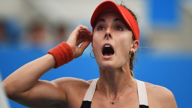 Alize Cornet (GREG BAKER / AFP)