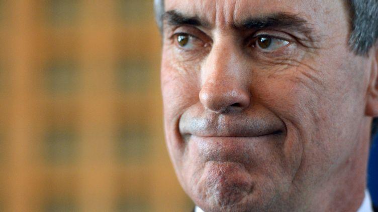 L'ex-ministre du Budget, le 20 mars 2013. (MIGUEL MEDINA / AFP)
