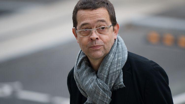 L'ancien urgentiste Nicolas Bonnemaison, le 24 octobre 2015 à Angers (Maine-et-Loire). (JEAN-SEBASTIEN EVRARD / AFP)