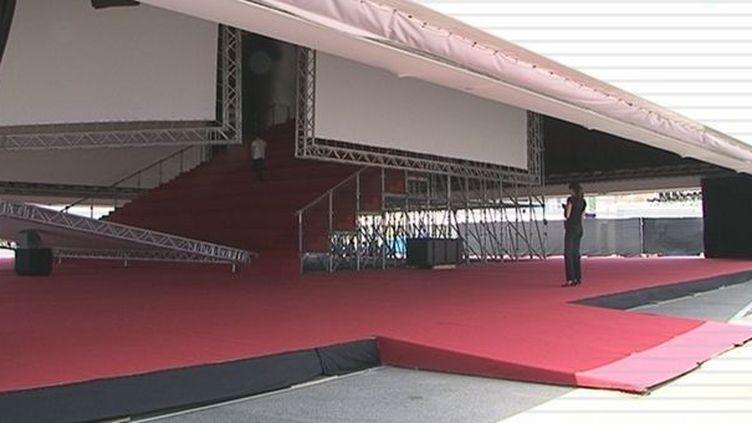 Tapis rouge pour acteurs ou pour chanteurs ?  (culturebox/ France 3 Côte d'Azur)