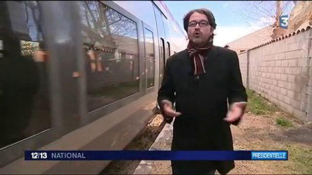 """Présidentielle 2017 : """"Train de campagne"""" fait escale à Aimargues"""