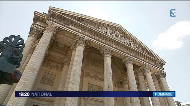 Simone Veil : l'appel au Panthéon