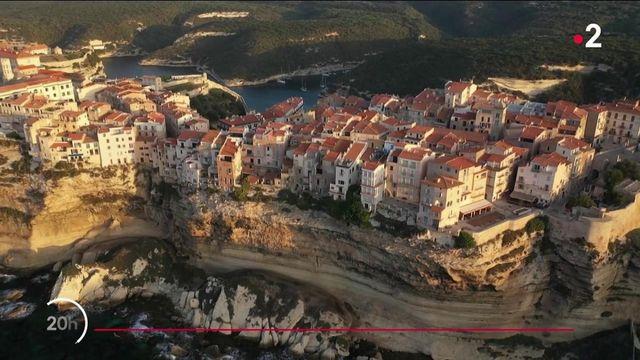 Corse : Bonifacio attend les touristes avec impatience