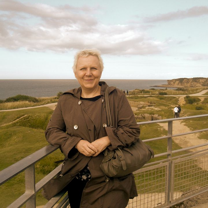 Myriam Metzingersurune photo non datée transmise à franceinfo par ses proches. (DR)
