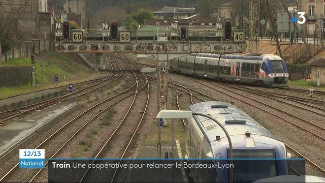 Transports : la ligne Lyon-Bordeaux sur le point de renaître