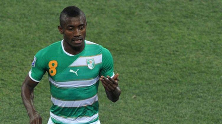 Salomon Kalou et la Côte d'Ivoire quittent déjà la Coupe du Monde