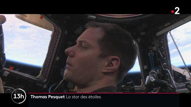 Espace : optimiste et courageux, Thomas Pesquet fait rêver les Français