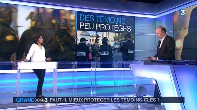 Sécurité : en France, les anciens truands sont mieux protégés que les témoins