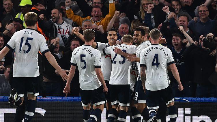 Tottenham laisse une légère pression sur les épauls de Leicester (BEN STANSALL / AFP)