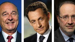 """La NSA a espionné les trois derniers présidents français, selon des documents confidentiels publiés par """"Libération"""" et Mediapart, en collaboration avec WikiLeaks, mardi 23 juin 2015. (AFP)"""