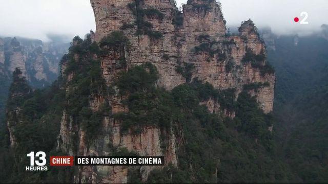 """Feuilleton """"monts et merveilles"""" :  en Chine, des montagnes de cinéma (2/5)"""