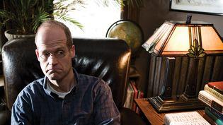 L'auteur américain de bande dessinée Chris Ware (Seth Kushner)