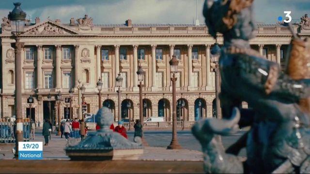 Patrimoine : visite privée de l'hôtel de la Marine à Paris