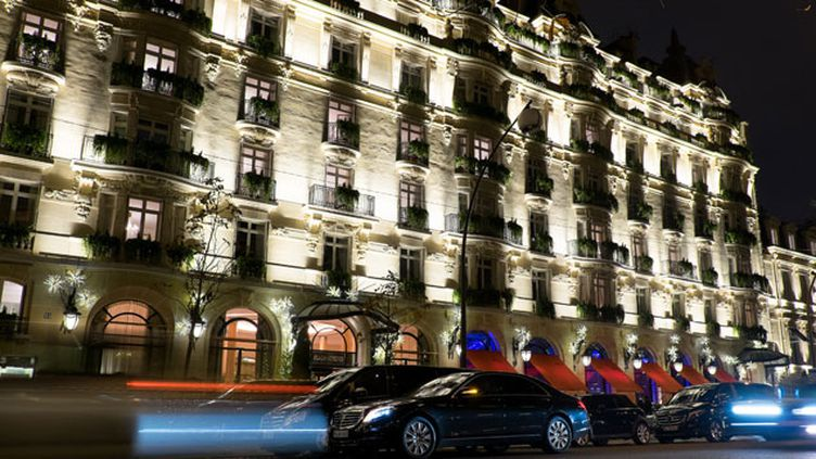 (8 jours après les attentats, le chiffre d'affaire des hôtels de luxe est en baisse de 26 % © MaxPPP)
