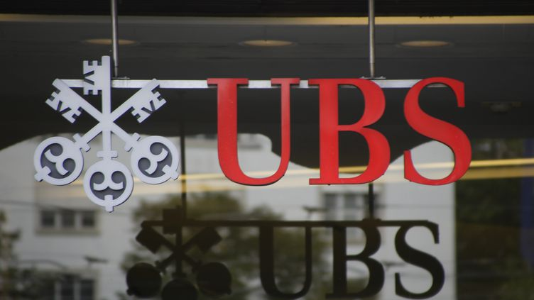 La banque suisseUBS à Zurich (ALTRENDO IMAGES / GETTY IMAGES)