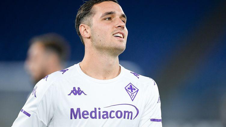 Pol Lirola s'est taillé une jolie réputation en Serie A du côté de la Fiorentina et de Sassuolo. (GIUSEPPE MAFFIA / NURPHOTO)