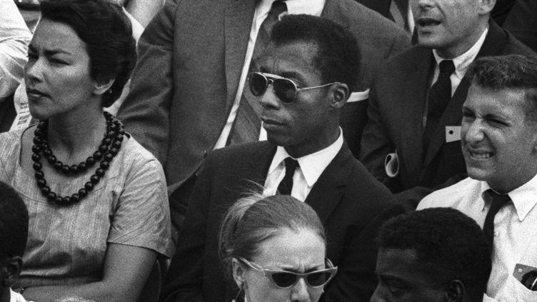 """""""I am not your negro"""", le documentaire de Raoul Peck s'appuie sur les écrits de James Baldwin qui dénoncent les discriminations raciales aux Etats-Unis dans les années 60"""