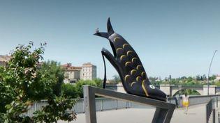 Ancienne capitale française du cuir, Romans-sur-Isère, dans la Drôme, abrite un musée et plusieurs fabricants dédiés à la chaussure. (FRANCE 2)