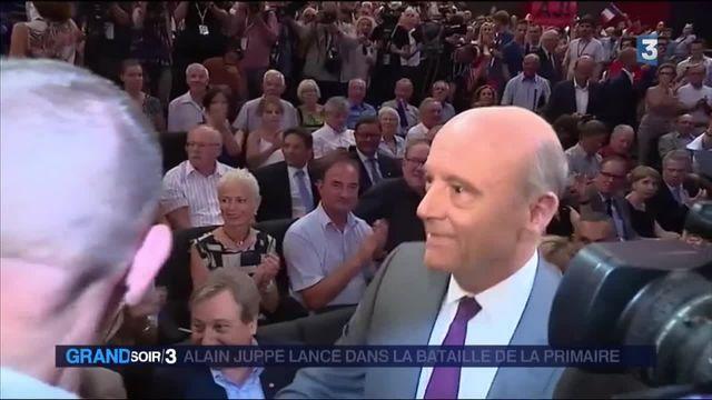 """Primaire de la droite : Alain Juppé remet son """"identité heureuse"""" sur le tapis"""