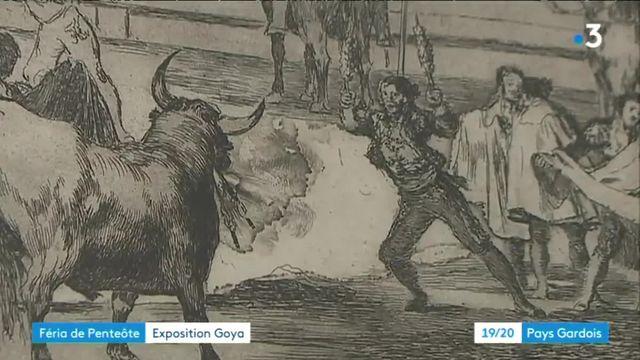 Goya et la tauromachie