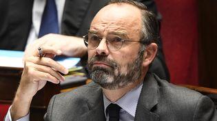 Edouard Philippe, le 12 novembre 2019. (BERTRAND GUAY / AFP)